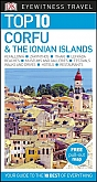 Reisgids Corfu & Ionian Islands - Top10 Eyewitness Guides