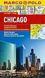 Stadsplattegrond Chicago | Marco Polo Maps