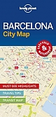 Stadsplattegrond Barcelona City Map | Lonely Planet