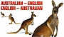 Taalgids Australian-English
