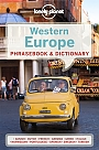 Taalgids Western Europe Lonely Planet Phrasebook