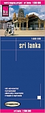 Wegenkaart - Landkaart Sri Lanka  - World Mapping Project (Reise Know-How)