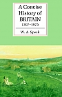 A Concise History of Britain, 1707�1975
