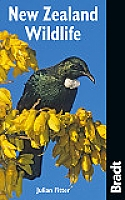 New Zealand Wildlife Bradt Travel Guide