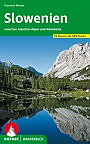 Wandelgids Slowenien Slovenie Rother Wanderbuch | Rother Bergverlag