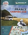 Camperatlas wegenatlas Frankrijk France Camping-Car  | Michelin