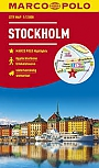 Stadsplattegrond Stockholm | Marco Polo Maps