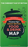 British Great British food & drink Map | Ordnance Survey