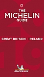 De Rode Gids Michelin Groot-Brittannie & Ierland Great Britain & Ireland (2019)