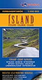 Iceland Pocket Road Atlas - Ferdakort