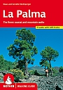 Wandelgids 301 La Palma Walking Guide Rother | Rother Bergverlag