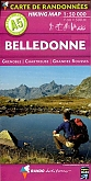 Wandelkaart A5 Belledonne - Grenoble - Chartreuse - Gr. Rousses | Rando Editions
