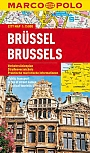 Stadsplattegrond Brussel | Marco Polo Maps