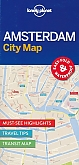 Stadsplattegrond Amsterdam City Map | Lonely Planet